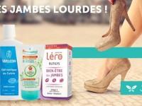 Luttez contre les jambes lourdes grâce à 1001 Pharmacies