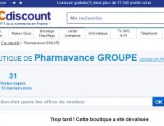Cdiscount joue aux pharmaciens en ligne